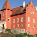 <b>Červená Lhota - renesanční vodní zámek</b>