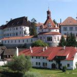 <b>Jindřichův Hradec - komplex renesančního zámku a gotického hradu</b>