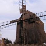 <b>Klobouky u Brna - větrný mlýn německého typu</b>