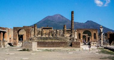 Itálie, Kampánie – Pompeje