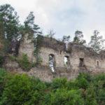 <b>Frejštejn - zřícenina raně gotického hradu</b>