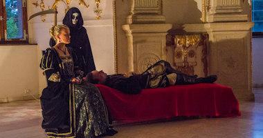 Jindřichův Hradec – Skoropravda o Bílé paní