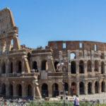 <b>Itálie, Řím - Koloseum</b>