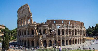 Itálie, Řím – Koloseum