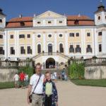 <b>Milotice - barokně přestavěný renesanční zámek</b>