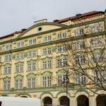 <b>Praha - Smiřický palác (Parlament ČR)</b>