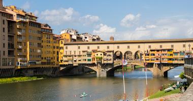 Itálie, Toskánsko – Florencie