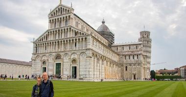 Itálie, Toskánsko – Pisa