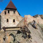 <b>Točník - královský gotický hrad</b>