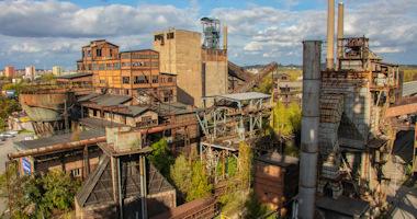 Ostrava – Dolní Vítkovice (Vítkovické železárny)