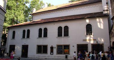 Praha – Klausová synagoga