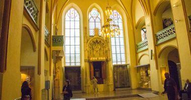 Praha – Maiselova synagoga