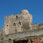 <b>Michalovice - zřícenina gotického hradu</b>