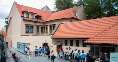 Praha – Pinkasova synagoga