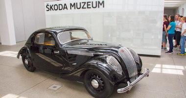 Mladá Boleslav – Škoda muzeum