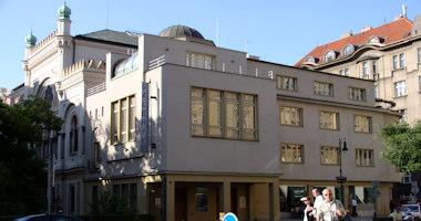 Praha – Španělská synagoga