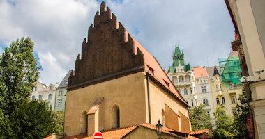 Praha – Staronová synagoga