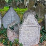 <b>Praha - Starý židovský hřbitov</b>