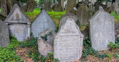 Praha – Starý židovský hřbitov