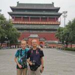 <b>Čína, Peking - Bubnová a Zvonová věž</b>