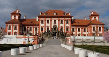 Praha – Trojský zámek