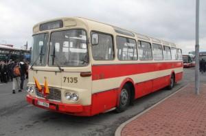 Autobusový den - Letňany