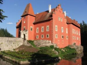 Červená Lhota - zámek