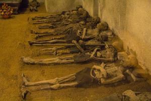Kapucínská hrobka v Brně