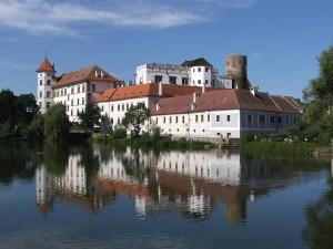 Jindřichův Hradec - zámek