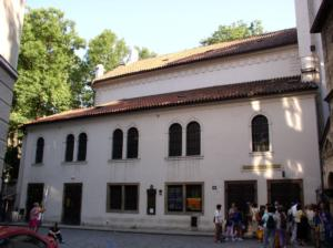 Praha - Klausová synagoga