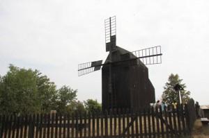Klobouky u Brna - větrný mlýn německého typu