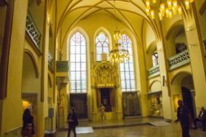 Praha - Maiselova synagoga