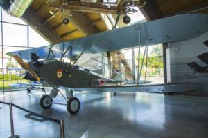 Mladá Boleslav - letecké muzeum Metoděje Vlacha