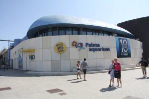 Španělsko (Mallorca) - Palma Aquarium