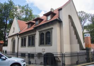 Praha - Pinkasova synagoga