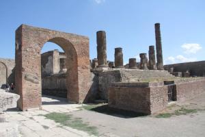 Itálie, Kampánie - Pompeje