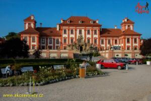 Praha - Trojský zámek