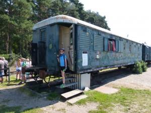 Ratíškovice - Muzeum ve vagónu