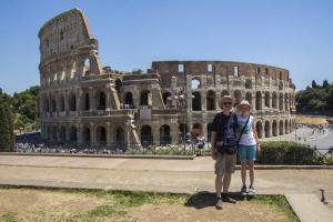 Itálie, Řím - Koloseum