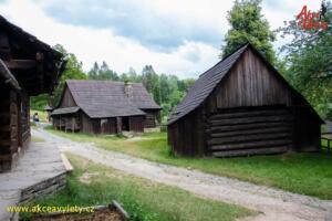 Rožnov pod Radhoštěm - Valašská dědina