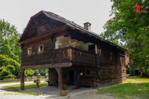 Rožnov pod Radhoštěm - Dřevěné městečko