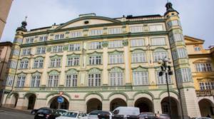 Praha - Smiřický palác (parlament ČR)