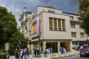 Praha - Španělská synagoga