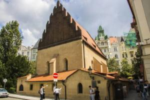 Praha - Staronová synagoga