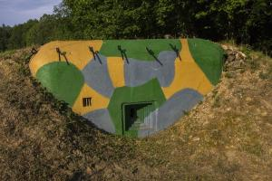 Vranov nad Dyjí - areál čs. opevnění
